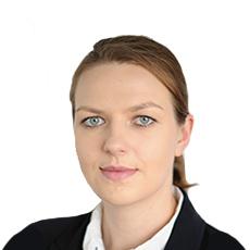 Senior Menadżer Działu Sprzedaży Ilona Piórkowska