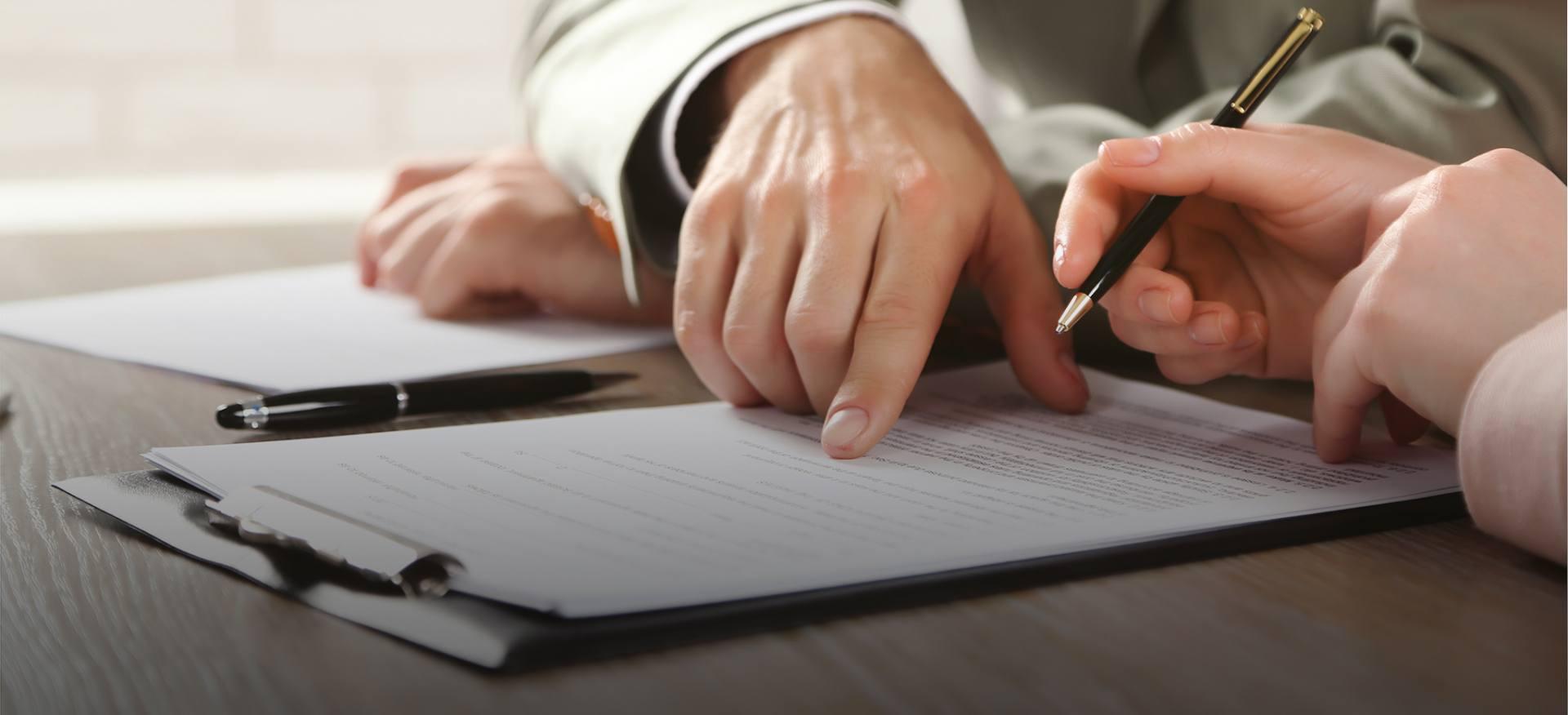 Wypełnianie prostego i przejrzystego wniosku ubezpieczeniowego